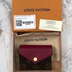 Louis Vuitton Zoe wallet